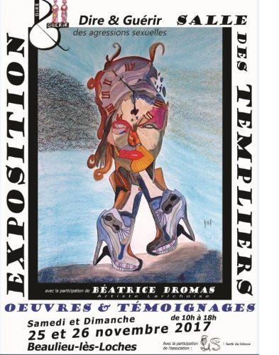 affiche expo Beaulieu
