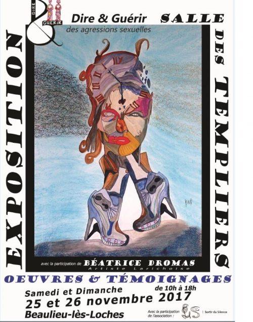 Conséquences – Reviviscence – La «Tuerie de Tours» – pour l'exposition de Beaulieu-lès-Loches