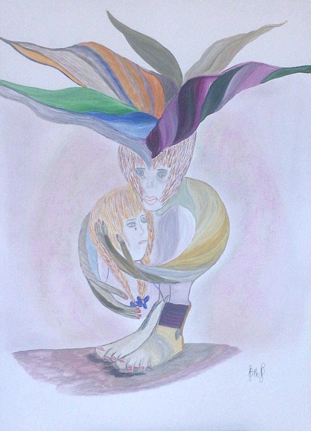 bd-aquarelle-n-814-beatrice-fait-un-geste-de-tendresse-a-sa-personnalite-bg-2