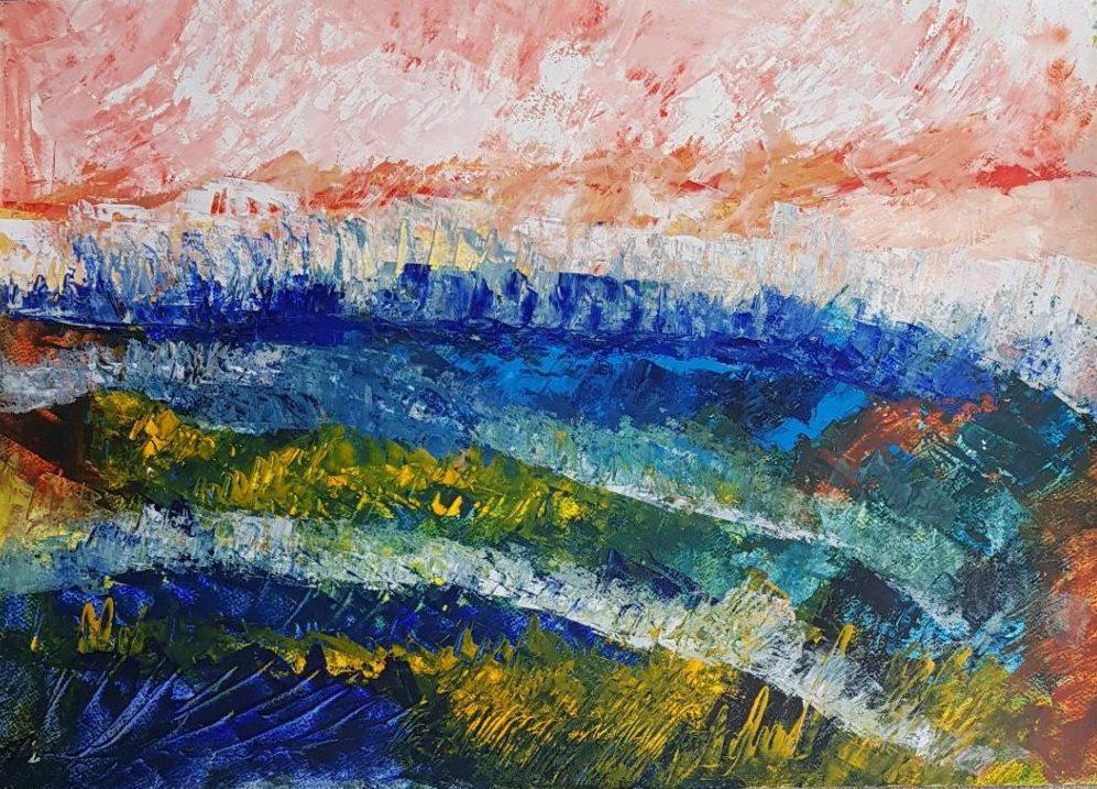BMP – Un paysage colore