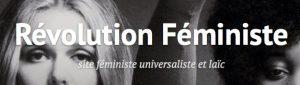 Logo révolution féministe