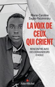 Livre – La voix de ceux qui crient – Note de lecture par Françoise Francioli