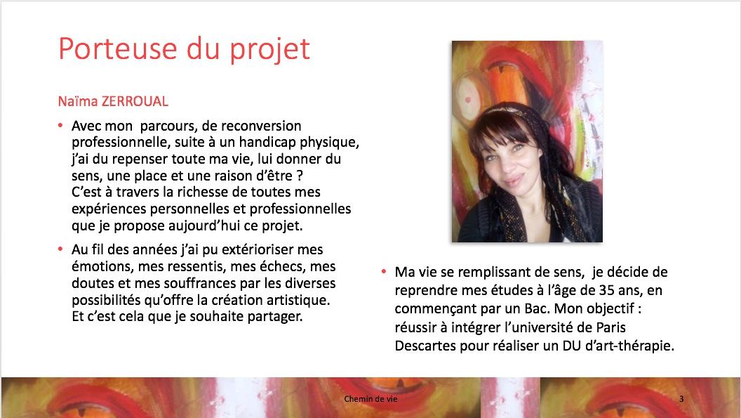 Chemins de vie p.3