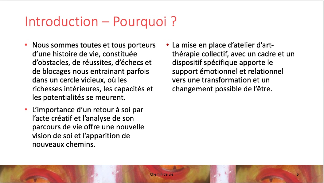 Chemins de vie p.5