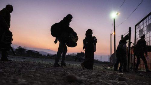 Migrants, exil et réfugiés