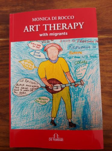 """Art Therapy with migrants"" – livre de Monica di Rocco"