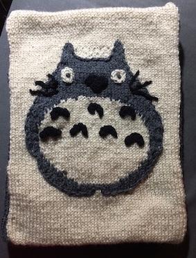 Totoro recto petit