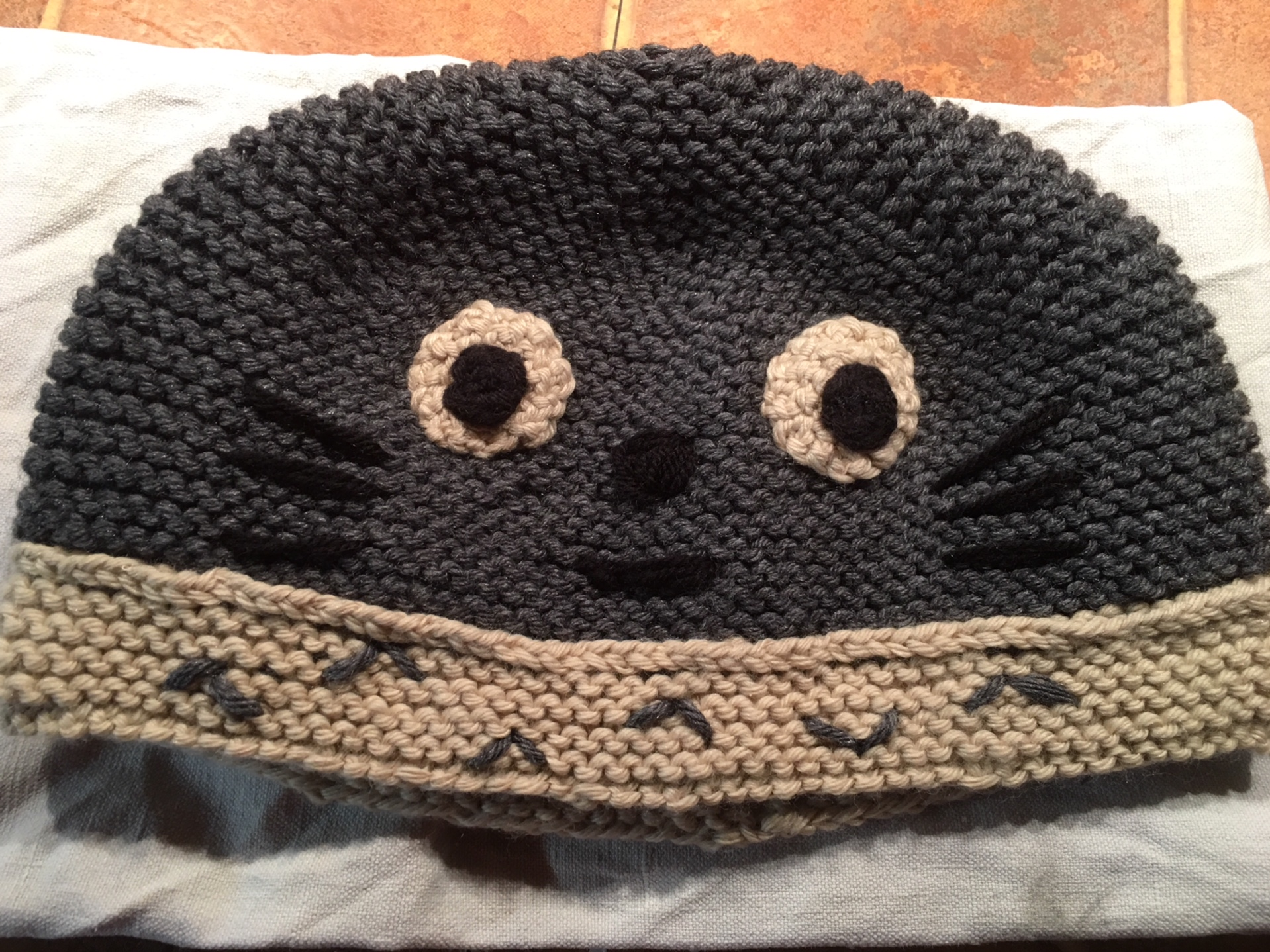 Bonnet Totoro