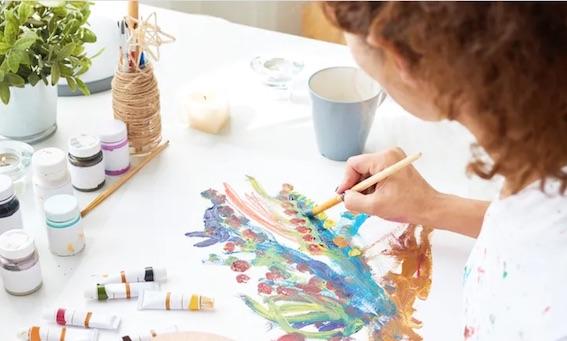 Covid-19 : l'art au secours de la santé mentale